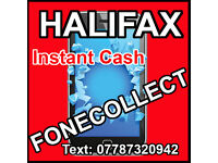 Instant cash for working, broken or cracked screen iphones samsung or any mobile phone