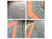 Block paving, Fencing and Slabbing