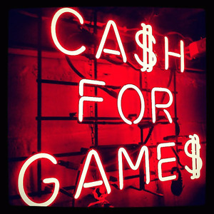 CASH FOR GAMES New Location Newmarket