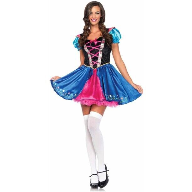 Leg Avenue Alpine Princess Women's Halloween Costume Size S New