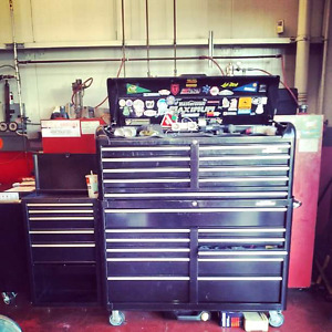 Toolbox for sale or trade