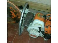 Stihl ts 350 super steel saw