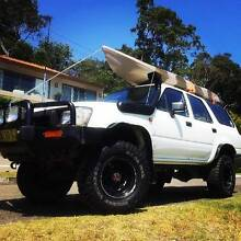 1991 Toyota 4 Runner Wagon Rooty Hill Blacktown Area Preview