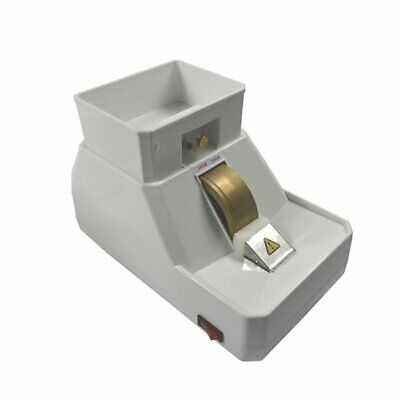 110v 50w Optical Hand Edger Manual Water Injection Lens Grinder Single Wheel New