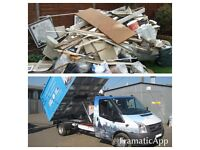 MAN&VAN RUBBISH REMOVAL SAME DAY OPEN 7 DAYS A WEEK we move any waste call today for a free quote