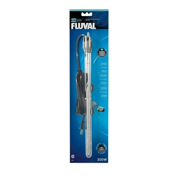 Fluval M 300watt Submersible Heater,  by Fluval SEA