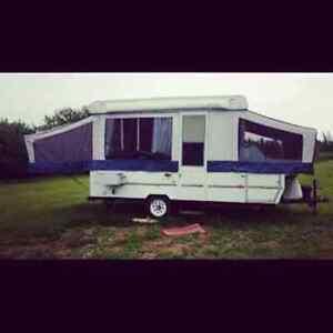 2001 bonaire tent trailer