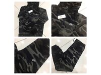 Brand New With Tags Men's Nike Camo Tracksuits £30