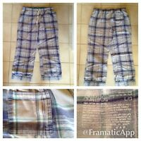 Women's Plaid Pajama Pants -- Size Large -- from Target