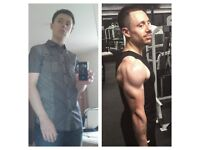 Personal training at fully equipped gym in Ipswich with free parking, no membership needed, only £20
