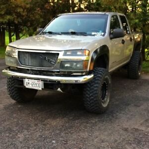 Lifted 2005 GMC Canyon