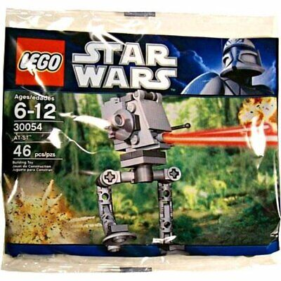 LEGO Star Wars 30054 - AT-ST Walker - Mini Build - 46 pieces - NEW in Polybag