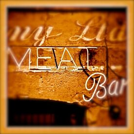MEAT Bar requires talented Sous Chef / Full time and Part time positions available