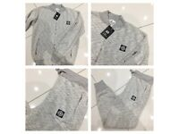 Brand New With Tags Men's S.I Tracksuits Grey £25