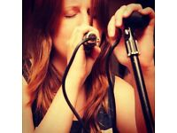 Female vocalist available