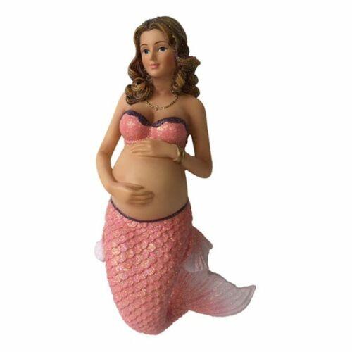 December Diamonds 2018 Baby Momma Mermaid Ornament