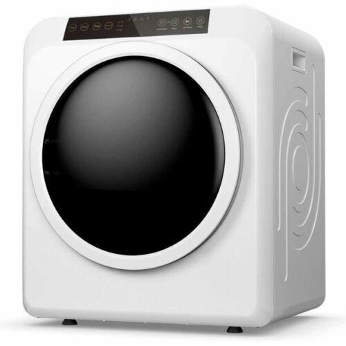 Panda 13.2 lbs Capacity High End Electric Compact Portable Dryer PAN206ET, White