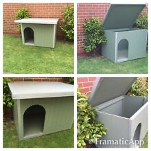 Dog Kennel (large) Belmont Geelong City Preview