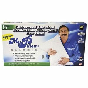 MyPillow Firm - King, New