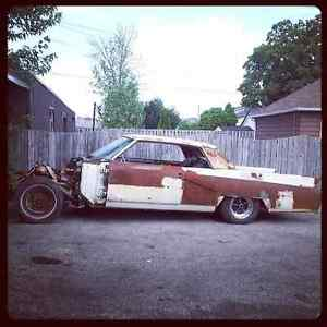 1963 cadillac coupe Deville project