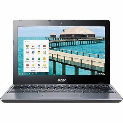 "Acer 11.6"" Chromebook Touch Screen Intel Celeron 1.4GHz 16GB SSD 4GB RAM Webcam"