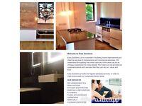 Reliable hard working builders, painters, decorators,plasterer, plumber, electricians, etc