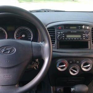2009 Hyundai Accent Coupe (2 door)