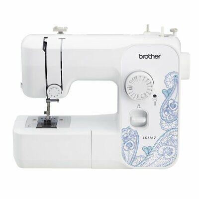 Brother LX3817 17-Stitch Full-size Sewing Machine NEW