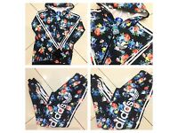 Brand New With Tags Ladies Adidas Logo Print Tracksuits £30 Each