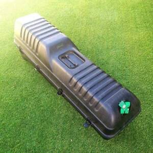 Golf Guard protective travel case bag with wheels clubs