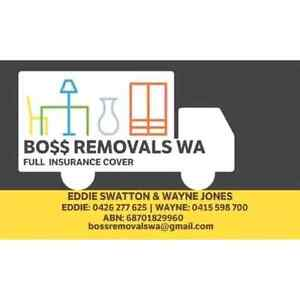 Boss removals wa Banksia Grove Wanneroo Area Preview