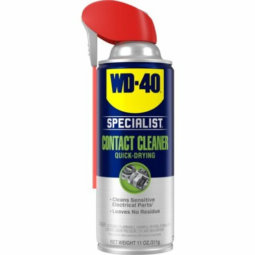 WD-40 Specialist Electrical Contact Cleaner, 11 oz