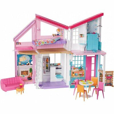 Barbie Estate Malibu House Playset with 25+ Themed Accessories (ORDER CONFIRMED)
