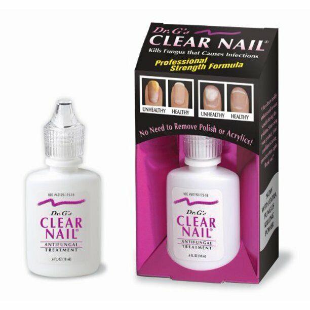 Dr. G's Clear Nail Antifungal Treatment, 0.5 fl Ounce