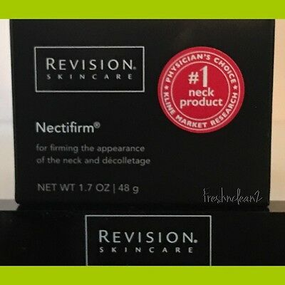 REVISION Nectifirm® Neck Firming Cream 1.7oz AUTHENTIC , NEW!