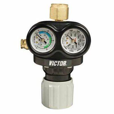 Victor Ess3-fg-320 Co2 Flow Gauge Regulator 0781-5119 Ess3 Cga-320