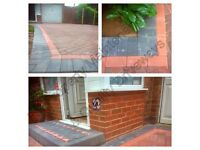 Quality Block paving, Slabbing, Fencing & landscaping services