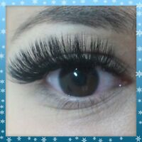 Eyelash Extensions:Classic,3D and 5D Rusdian Volume