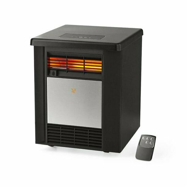 Mainstays 1500W Electric Infrared Cabinet Space Heater DF191