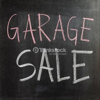 Garage Sale, Bridge St, Chelmer, 25 November, 7.30am - 1pm