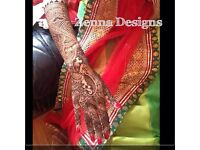 Professional Henna artist -Discounts available