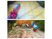 Slabbing and block paving services