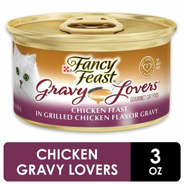 FREESHIPPING (24 Pack) Fancy Feast Gravy - ...