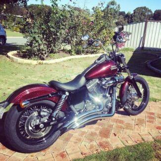 2013 Harley Davidson Street Bob Kalgoorlie 6430 Kalgoorlie Area Preview