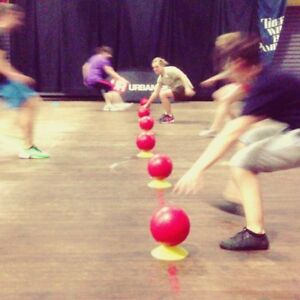 Play Dodgeball with us Canberra City North Canberra Preview