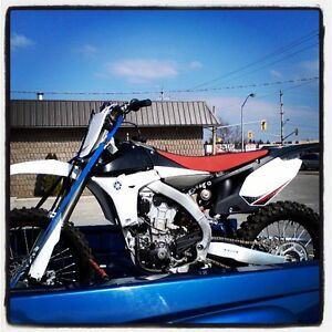 YZ450 Great shape,