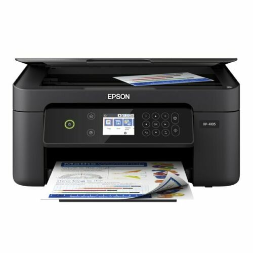 Epson Expression Home XP-4105 Wireless All-in-One Color Inkjet Printer 🔥NEW🔥
