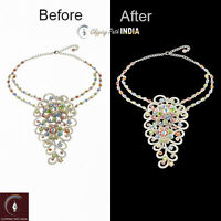 Jewelry Image Retouching and Editing Service