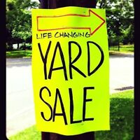 Yard Sale - Wildwood Blvd - Dartmouth! (Sunday 23rd)