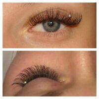 ✿individual EYELASH EXTENSIONS:Classic,3D and 5D !!! VOLUME✿✿✿